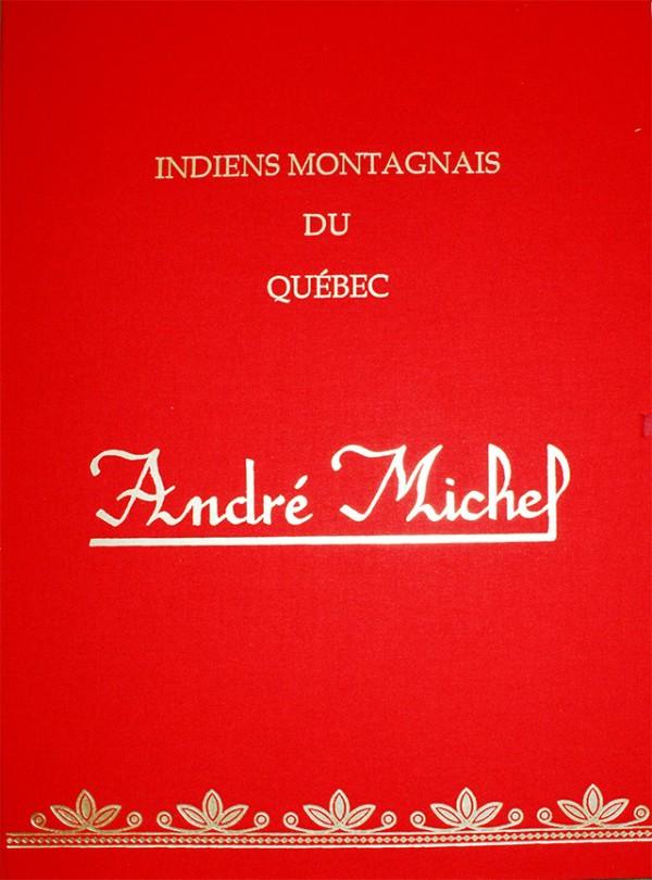 Indiens Montagnais du Québec